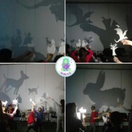 warsztaty dla dzieci - teatr cieni